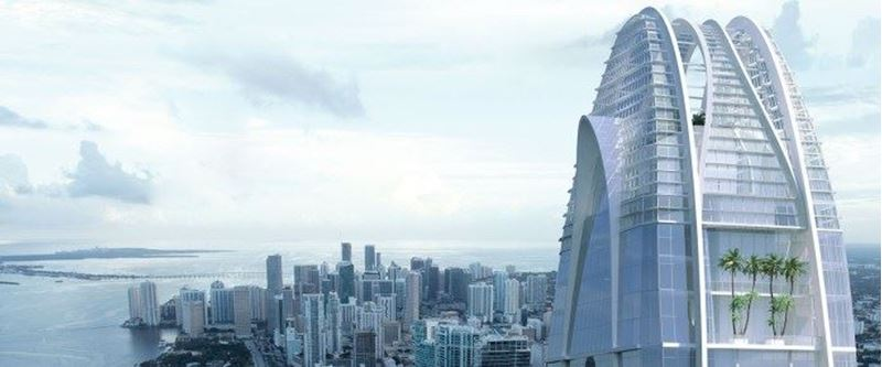 Construction Work of Okan Tower Miami Project Begins Again