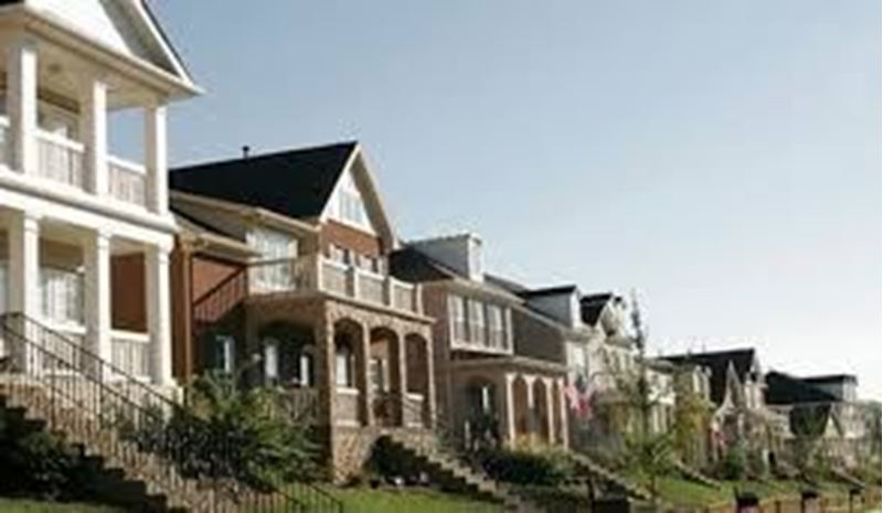 Record rise in US housing prices