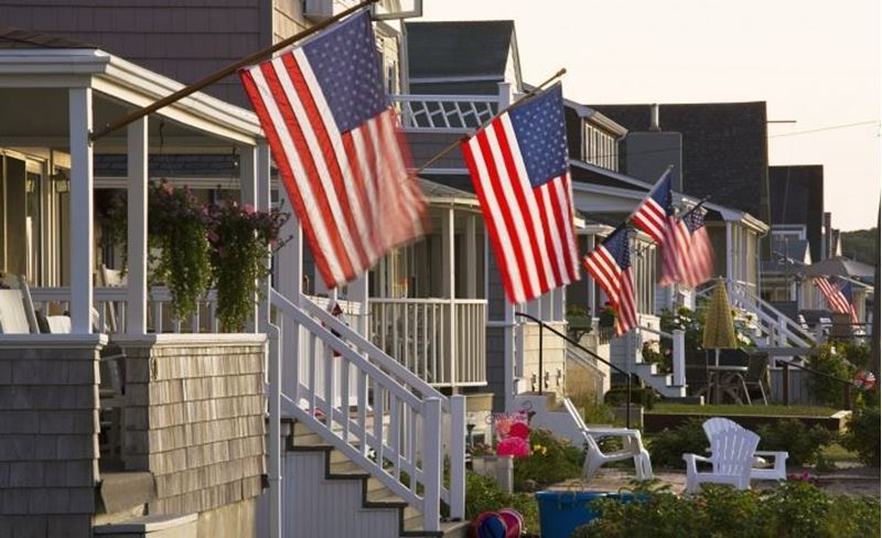 Fall in US housing starts beat expectations