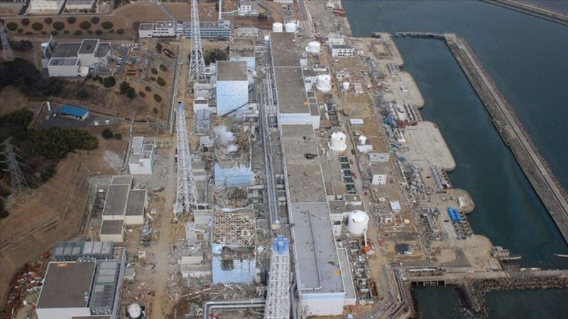 Radioactive waste accumulated in Fukushima was poorly stored
