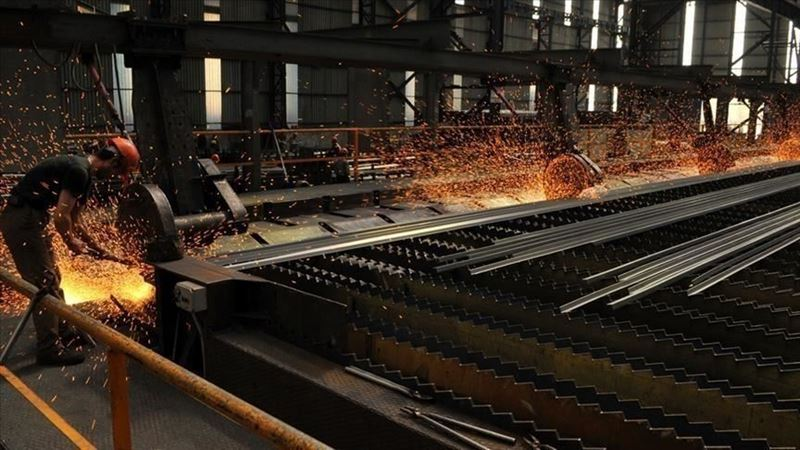 Crude steel production increased by 10.6% since January